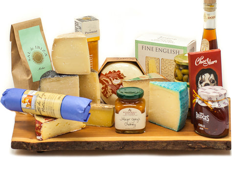 Custom Curated Cheese & Gourmet