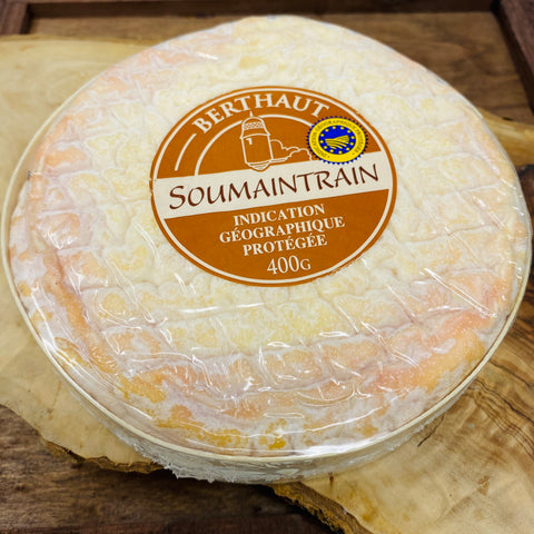 Soumaintrain Cheese