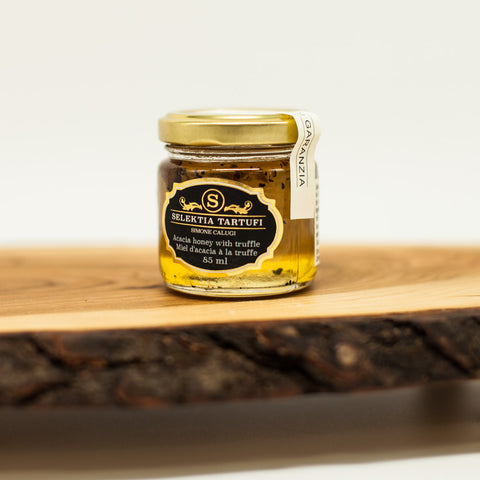 Honey With Truffles