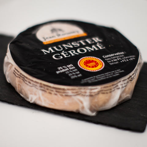 Munster Alsace Cheese