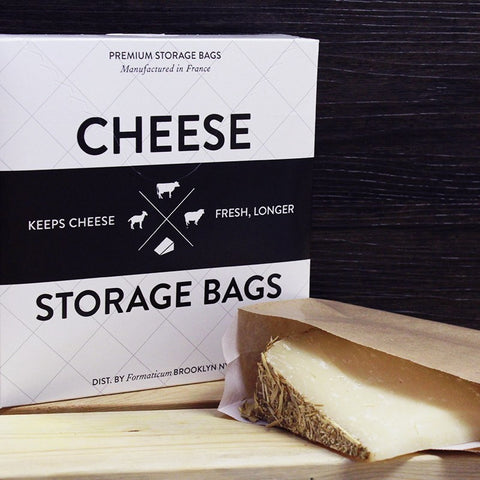 Cheese Storage Bags - Cheesyplace.com  - 1