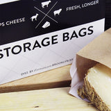 Cheese Storage Bags - Cheesyplace.com  - 5