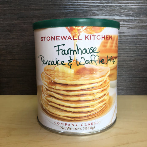 Stonewall Kitchen Pancake & Waffle Mix - Cheesyplace.com
