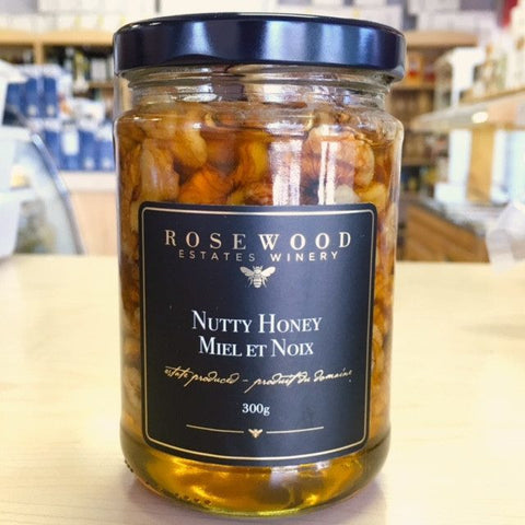 Rosewood Estates Nutty Honey - Cheesyplace.com