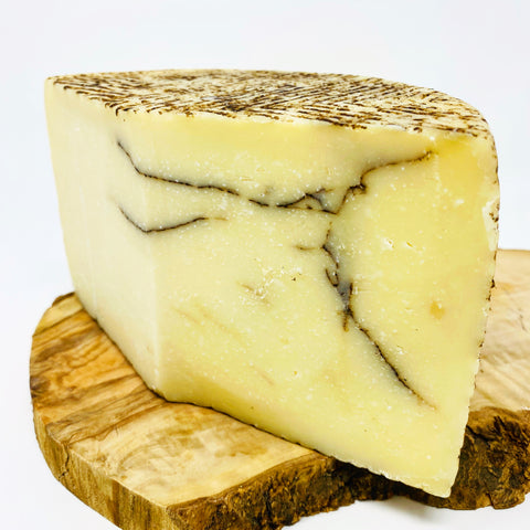 Manchego with Truffles