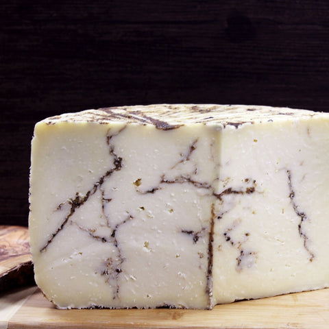 Pecorino Moliterno with Black Truffle