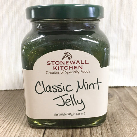 Jams - Stonewall Kitchen Classic Mint Jelly