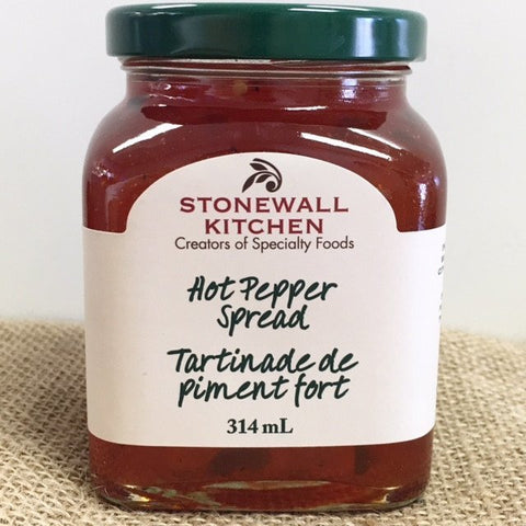 Stonewall Kitchen HOT Red Pepper Spread (Jelly) - Cheesyplace.com