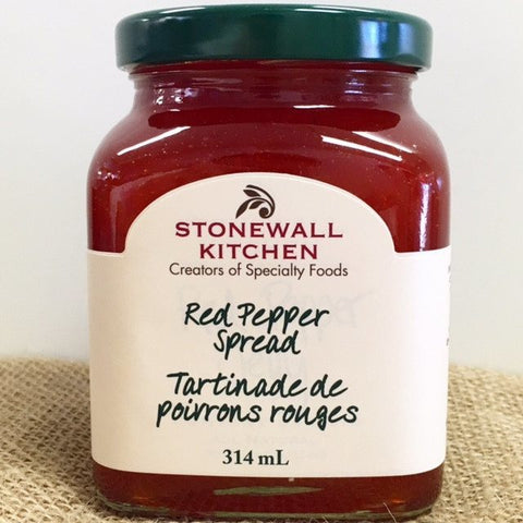 Stonewall Kitchen Red Pepper Spread (Jelly) - Cheesyplace.com