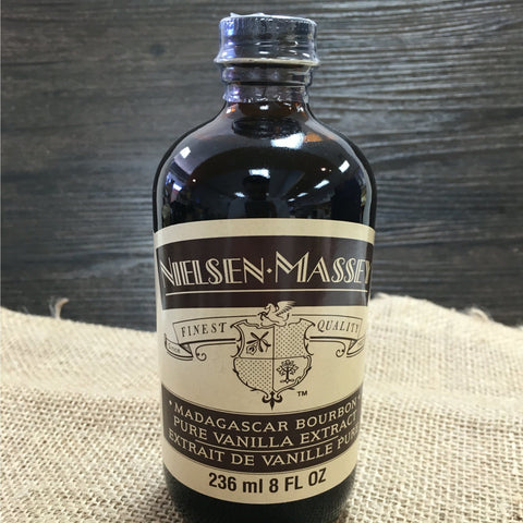 Nielsen Massey Madagascar Vanilla Extract 8 oz - Cheesyplace.com  - 1