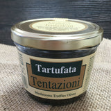 Tartufata with Black Truffles and Olives - Cheesyplace.com  - 1