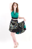 the signature skirt in midnight tryst