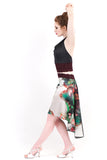 the signature skirt in soft focus
