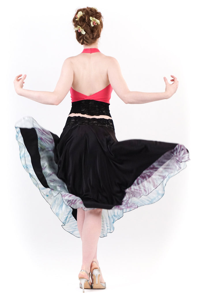 beetle wing skirt