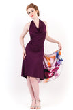 porphyry and iris dress