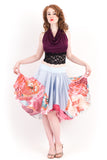 fairy ring circle skirt