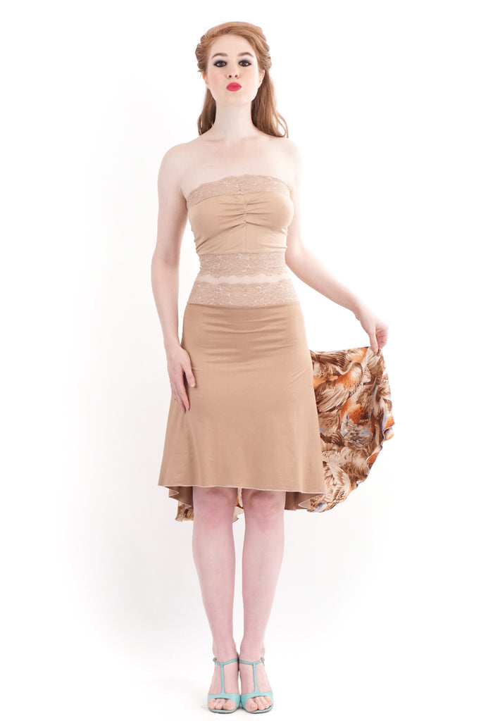 swallowtail signature skirt