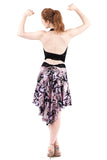 the signature skirt in parlor rose