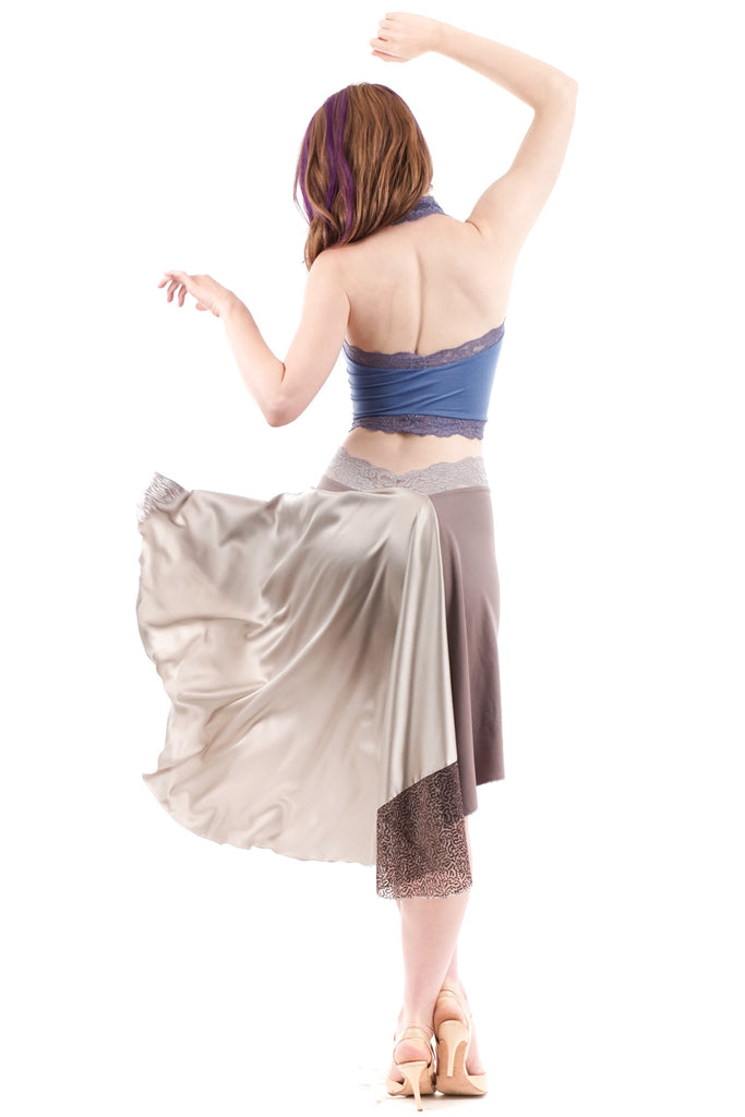 dark dove signature skirt