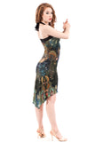 underwater tapestry dress