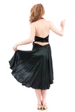 the signature skirt in dusky moss