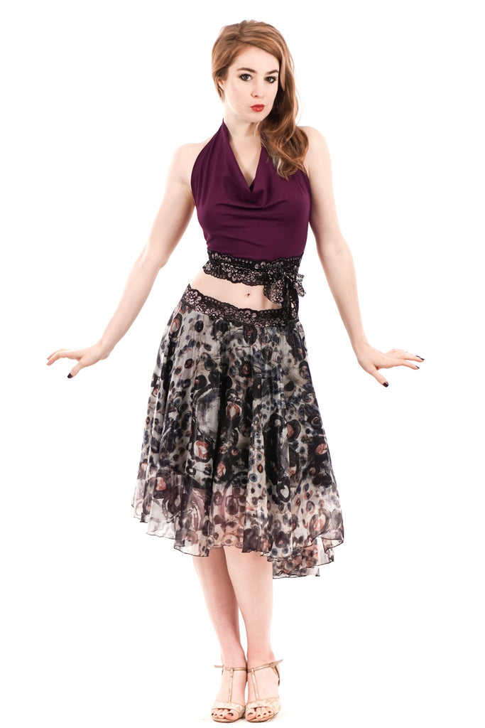 india ink skirt