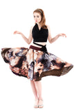 dream clouds skirt