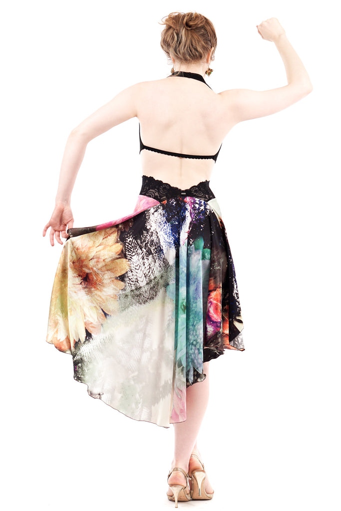 the signature skirt in glade prism