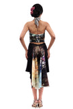 the signature skirt in bamboo and prism