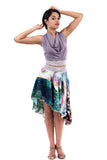 rainbow shadow skirt