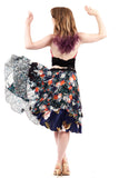 wing & vine skirt
