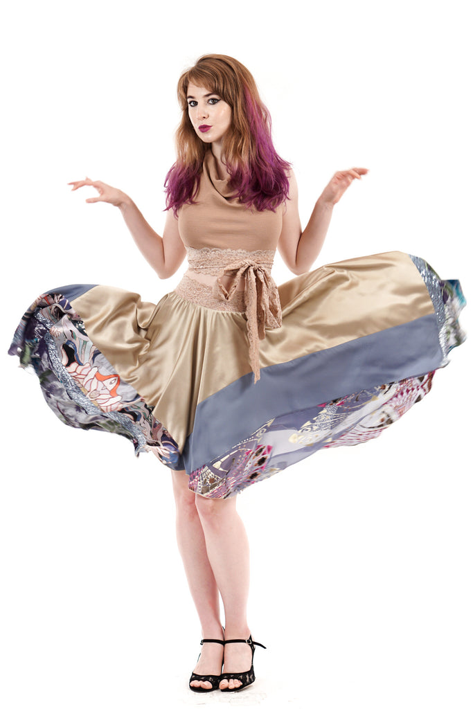 twilight moth skirt