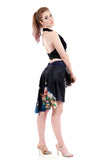 the signature skirt in ink bird