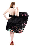dark night flourish skirt