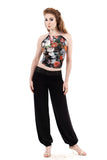 french terry tango trousers