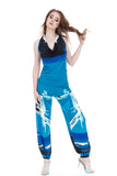 blue danube tango trousers - Poema Tango Clothes: handmade luxury clothing for Argentine tango