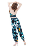 blue dreams tango trousers - Poema Tango Clothes: handmade luxury clothing for Argentine tango