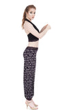 bookish tango trousers - Poema Tango Clothes: handmade luxury clothing for Argentine tango