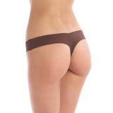 classic thong by commando - mocha