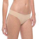 classic thong by commando - beige