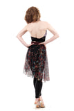 duskbloom tulle layering skirt - Poema Tango Clothes: handmade luxury clothing for Argentine tango
