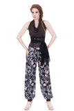 felt tip sketch tango trousers - Poema Tango Clothes: handmade luxury clothing for Argentine tango