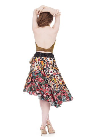 fields for days circle skirt