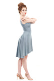 forget-me-not dress - Poema Tango Clothes: handmade luxury clothing for Argentine tango