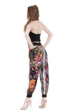 garden of eden tango trousers - Poema Tango Clothes: handmade luxury clothing for Argentine tango