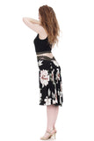 gardenia signature skirt - Poema Tango Clothes: handmade luxury clothing for Argentine tango