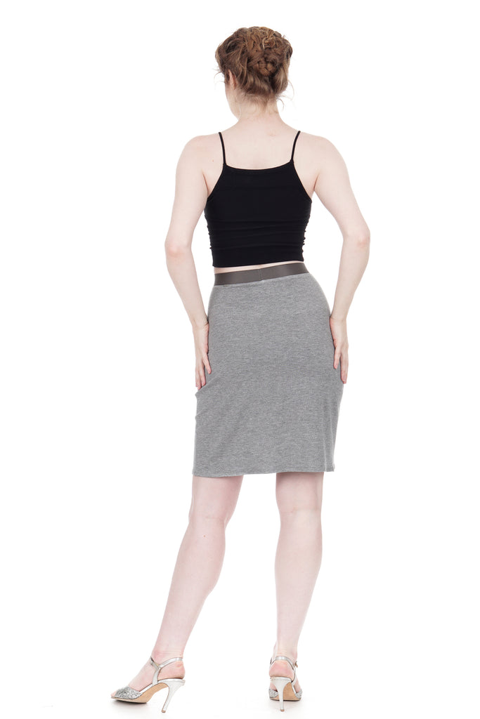 https poemaclothing com products grey marl pencil skirt 3481