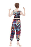 painterly tango pants - Poema Tango Clothes: handmade luxury clothing for Argentine tango
