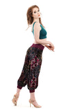 rainbow tile tango pants - Poema Tango Clothes: handmade luxury clothing for Argentine tango