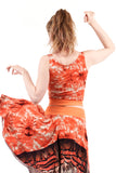 sundye dance tank - Poema Tango Clothes: handmade luxury clothing for Argentine tango